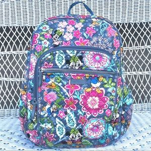 Disney Vera Bradley Mickey & Friends Backpack